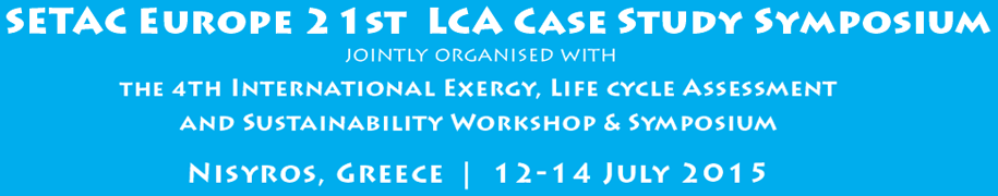 setac europe 21st lca case study symposium